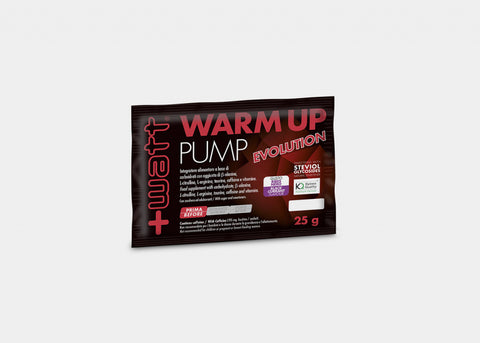 PRE-WORKOUT Warm Up Pump Evolution +WATT NUTRITION