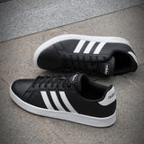 SCARPE ADIDAS SNEAKERS LIFESTYLE GRAND COURT BLACK EDITION
