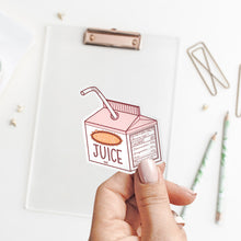 Load image into Gallery viewer, Creative Juice Artist Vinyl Sticker by Holly Pixels