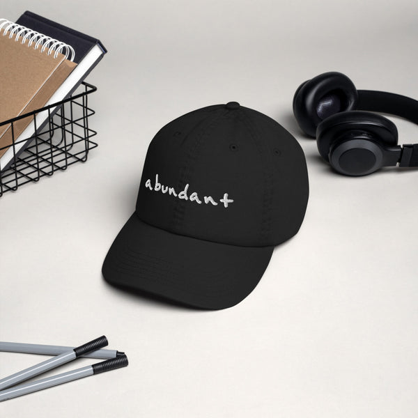 'abundant' Champion Dad Cap