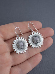 Alloy Elegant Earrings