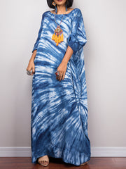 Plus Size Maxi Dress Boho Dresses