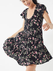 Floral Casual Printed Dresses