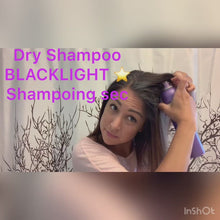 Load and play video in Gallery viewer, Shampoing Sec Blacklight de Oligo⚜️🌿