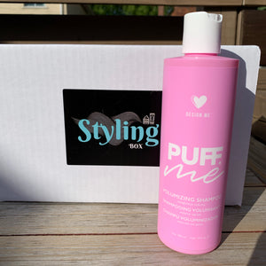Shampoing Volume Puff Me Design me