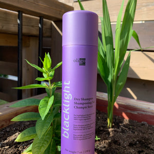 Dry Shampoo Blacklight Oligo