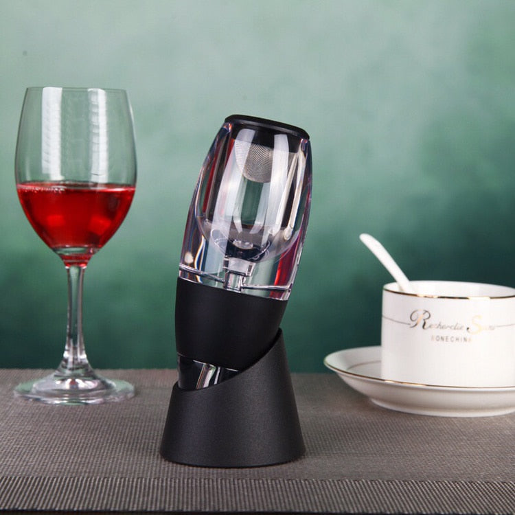 Mini Red Wine Aerator Filter Decanter