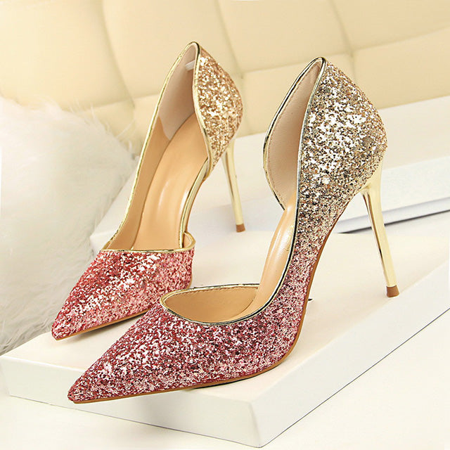 New Women Pumps Sexy High Heels Stiletto