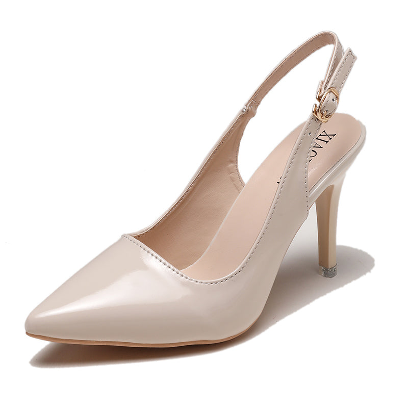Womens Pointed Toe Pumps