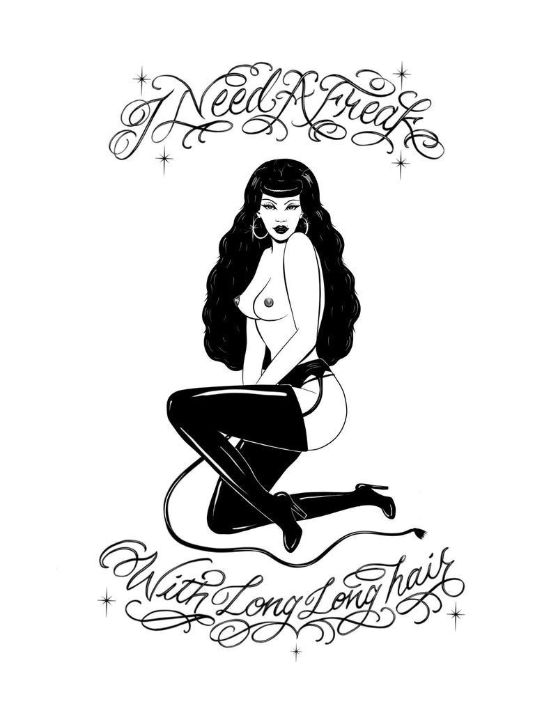 Need A Freak Shirt Design 2020