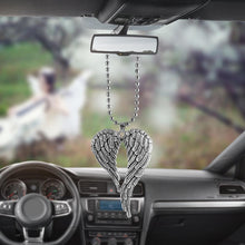 Load image into Gallery viewer, Car Pendant Angel Wing