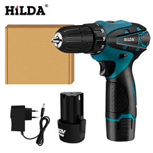 Load image into Gallery viewer, Electric Drill Cordless