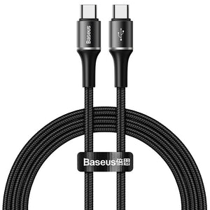 Baseus 60W USB Type C To USB Type C Cable USB-C Fast Charger Cord