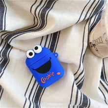 Load image into Gallery viewer, 3D Cute Cartoon Earphone Covers