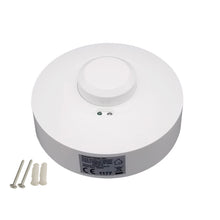 Load image into Gallery viewer, 220V 110V 1200W Microwave Radar Sensor PIR Occupancy Body Motion Detector Light Switch