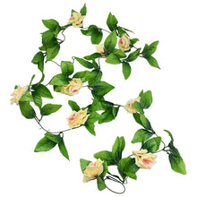 Load image into Gallery viewer, 10-40cm Artificial Metal Easter Flower Wreath