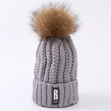 Load image into Gallery viewer, Winter Knitted Beanie