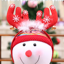 Load image into Gallery viewer, Holiday Headband