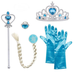 5pcs Party Accessories Girl Queen Princess