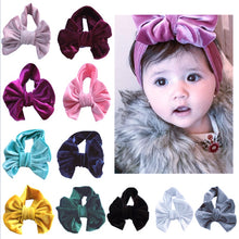 Load image into Gallery viewer, Baby Multicolor Headband