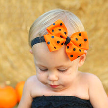 Load image into Gallery viewer, Halloween Punk Hair Bow