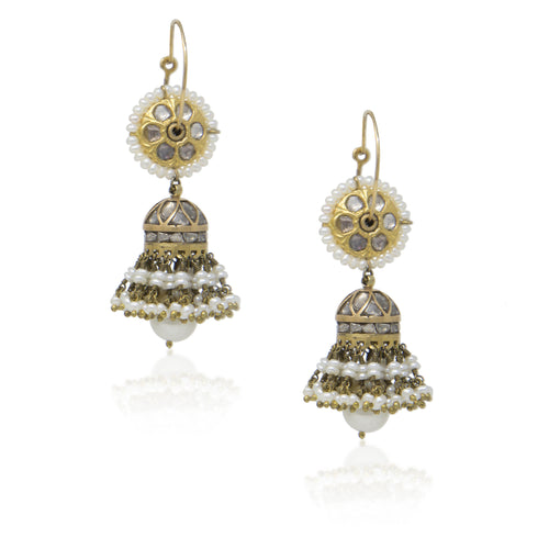 Farzina earrings - GOLDKARAT