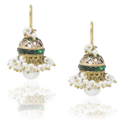 Kriti Earrings - GOLDKARAT