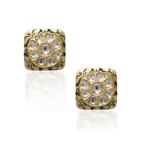 Bhoomi Earrings - GOLDKARAT