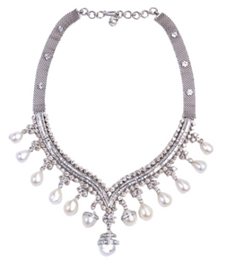The Classic Pearl Drop Necklace - GOLDKARAT