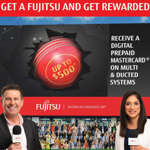 Fujitsu Summer Ducted & Multi Systems Promotion 2020