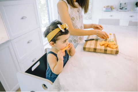 learning tower for fussy eaters