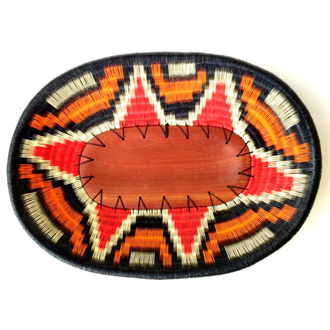 Wounan Basket Tray- Small