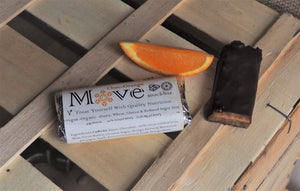 Product 002 - 6 Choc Orange Bars - Letter Box Parcel (Inc delivery)