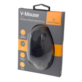Kit Mouse Vertical + Mouse Pad 3 en 1