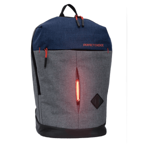 "Mochila para Laptop 15"" Night Traveller (Gris)"