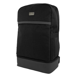 "Mochila para laptop 15"" con Lonchera Full Day Negro"
