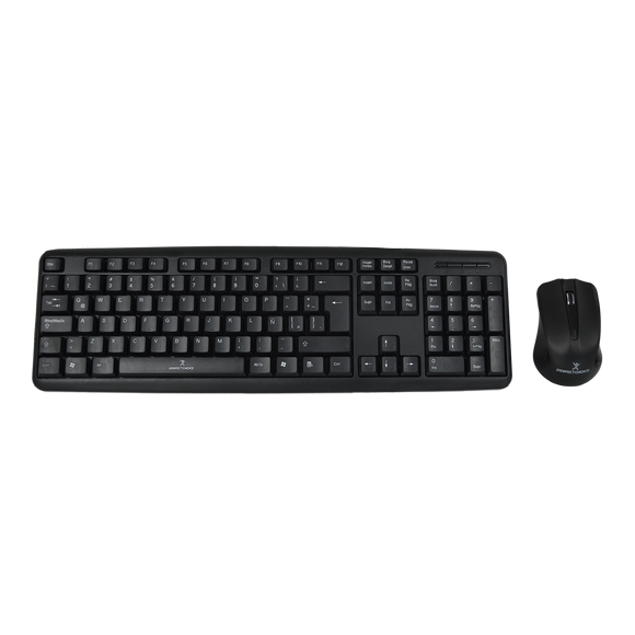 Kit Alámbrico USB Teclado + Mouse