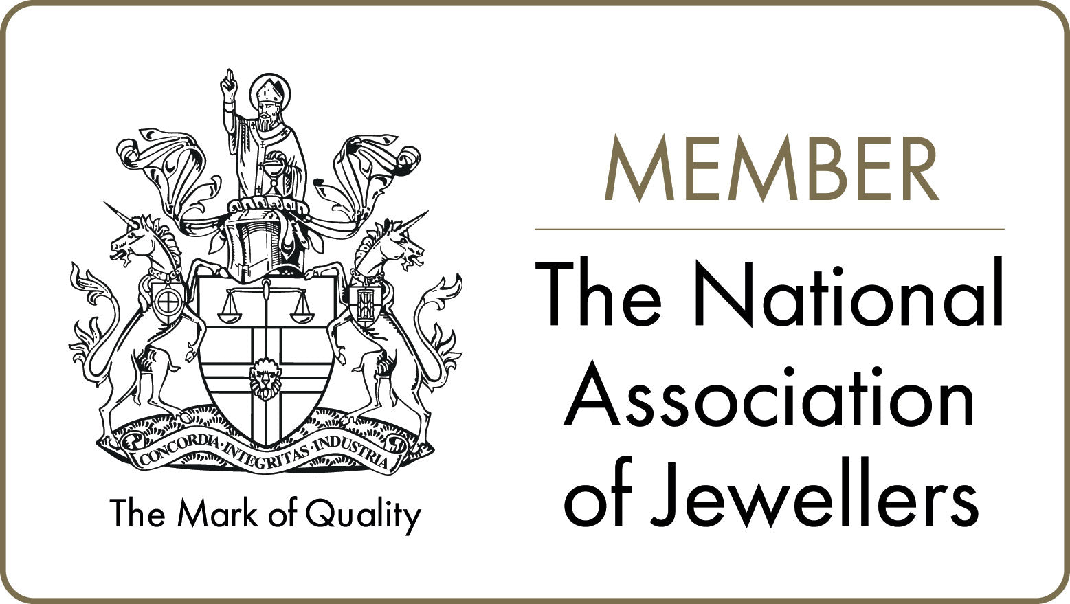 Antique Jewellers Ltd is a member of the National Association of Jewellers