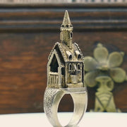 The 17th Century Romanesque Betrothal Ring