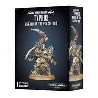 Typhus Herald of the Plague God