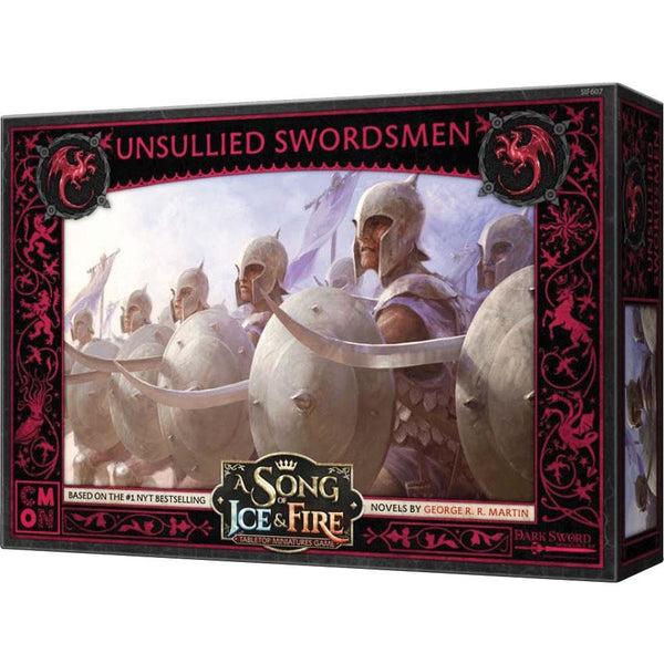 Targaryen Unsullied Swordsmen Unit Box