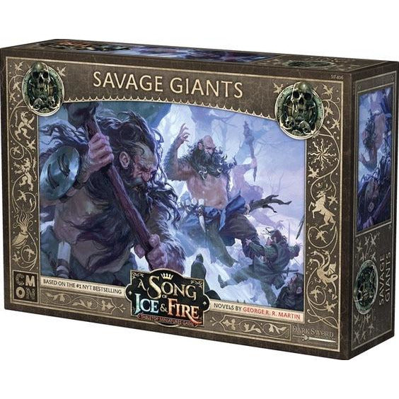 Savage Giants Unit
