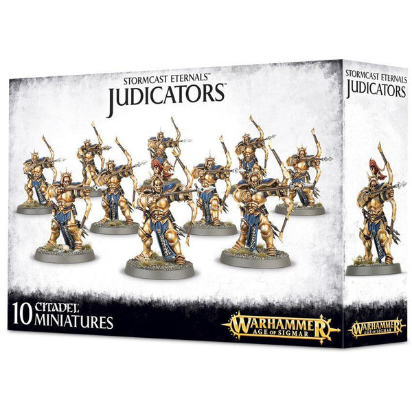 Stormcast Judicators