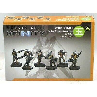 Yu Jing Imperial Service Sectorial Starter Pack