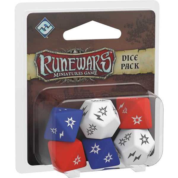 Runewars: The Miniatures Game - Dice Pack
