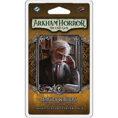 Harvey Walkers Investigator Starter Deck