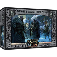 Night`s Watch Heroes Box 1 (Already Discounted)
