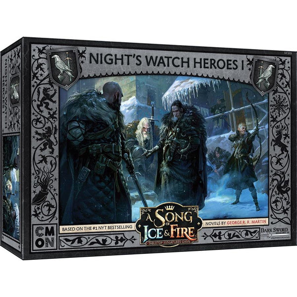 Night`s Watch Heroes Box 1