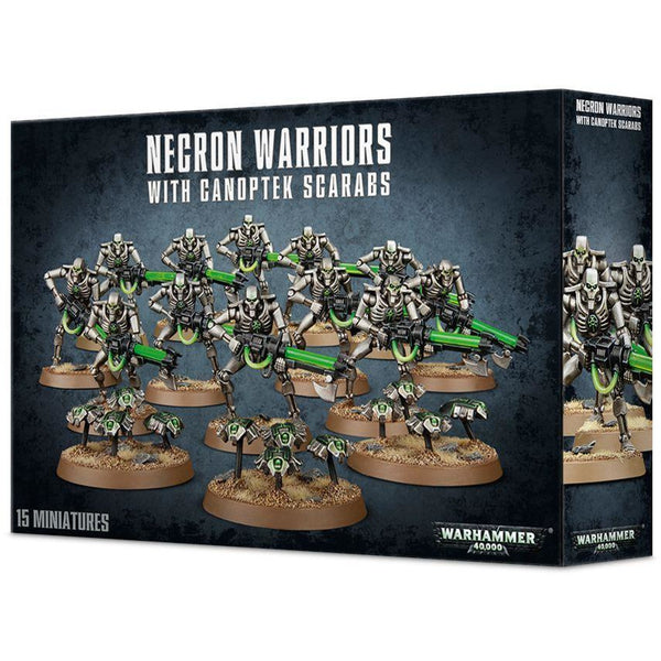 Necron Warrior Squad