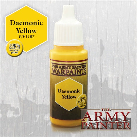 Warpaints: Daemonic Yellow 18ml